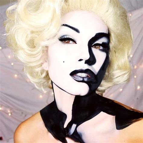 mind blowing makeup ideas    halloween page