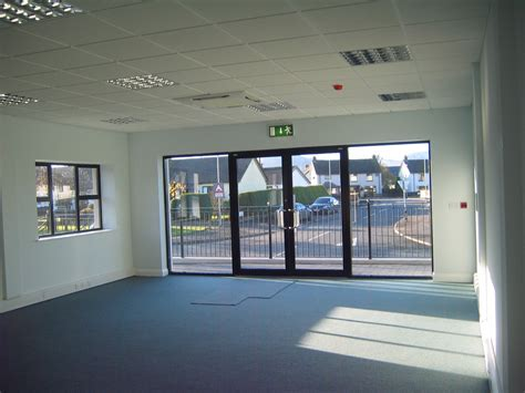 how big is 800 sq ft unit b5 draperstown workspace enterprises community
