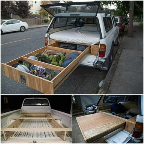 truck bed drawers plans how to install a sliding truck bed drawer truck box