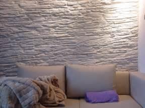 wandgestaltung steine wohnzimmer wandgestaltung wohnzimmer stein my