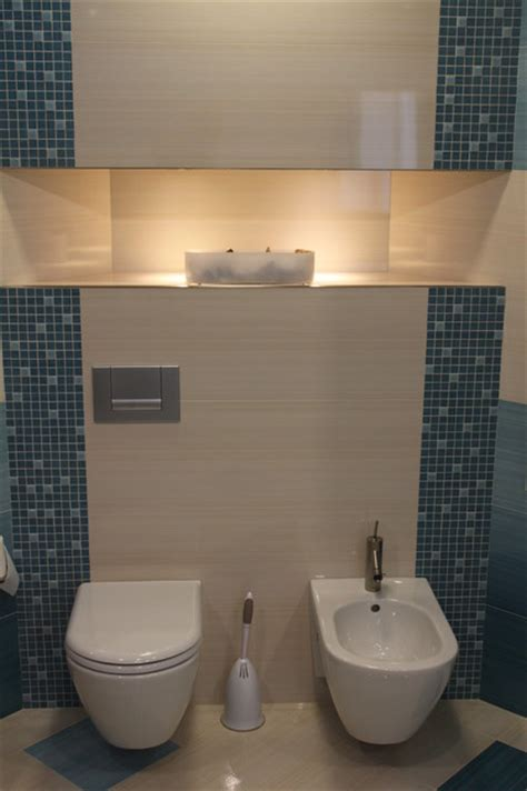 blue and beige bathroom sensual art azul blue beige collection contemporary bathroom newark by bj