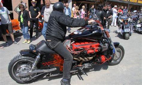 Boss Hoss V8 Motorcycle 8 Zylinder Motorrad by 6 International Boss Hoss Meeting