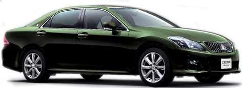 Toyota Line Up 2009 Toyota Crown New Line Up Includes Hybrid Model