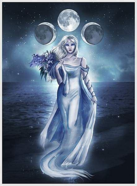 in search of a goddess greek goddess selene invocation to selene mighty
