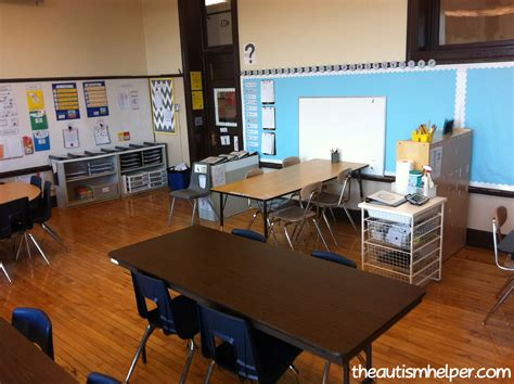 classroom layout for adults the autism helper classroom class video tour the autism