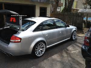 Audi A6 2000 2000 Audi A6 4 2 Rs6 Kit
