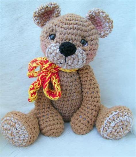 pattern crochet teddy bear 12 crochet teddy bear patterns perfect for cuddling