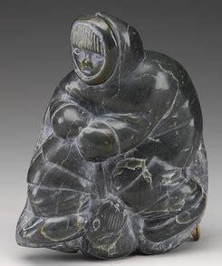 carving inuit tukai salaisie soapstone eskimo