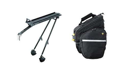 Topeak Bags And Racks by Topeak Explorer Rack Ex Trunk Bag Bundle New Bicycles
