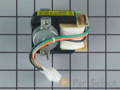 ge condenser fan motor cross reference ge wr60x10168 condenser fan motor partselect ca