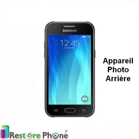 samsung j100 reset reparation appareil photo arriere galaxy j1 restore phone