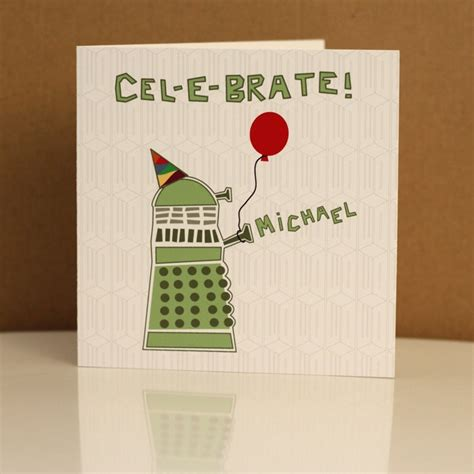 Doctor Who Birthday Cards Doctor Who Dalek Birthday Card Dr Who Bbc