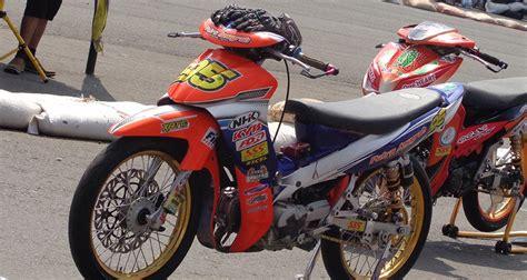 gambar motor race 40 gambar modifikasi yamaha jupiter z gaya road race