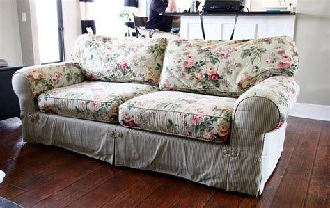 The Best Floral Sofa Slipcovers Floral Sofa Slipcover