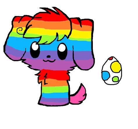 rainbow puppies puppy rainbow breeds picture