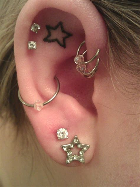 is a tattoo on your neck painful 55 excellent mini ear tattoo designs meanings powerful