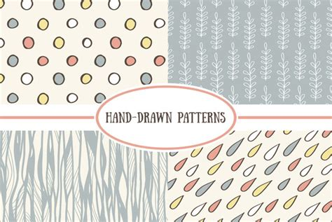 cute easy pattern simple cute vector patterns patterns on creative market