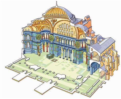 cupola di santa sofia santa sofia a costantinopoli
