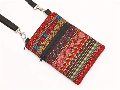 small travel bag cell phone crossbody smartphone sling