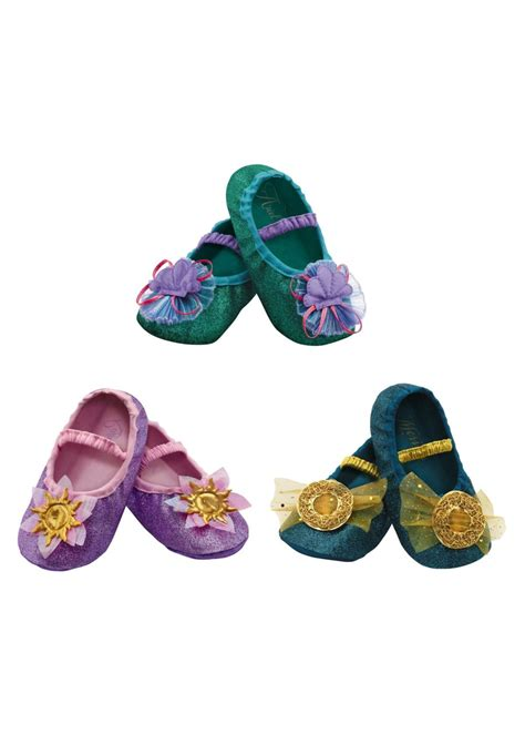 disney princess slippers disney princess merida ariel rapunzel slippers kit