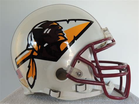 Decorative Football Helmets by Riddell Washington Redskins Custom Arrow Football Helmet Large Washington Redskins