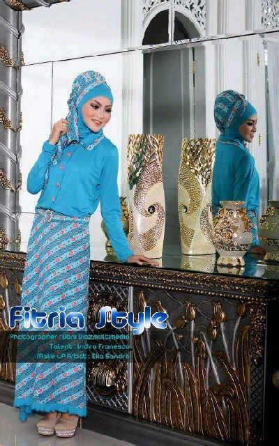 Cat Syar I Madina Benhur Baju Muslim gamis cantik warna biru busana muslim baju muslim pusat busana muslim pakaian busana