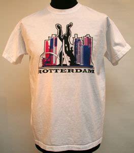 Tshirt Roterdam vonkzeefdrukken t shirts