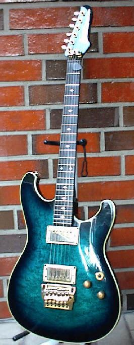 Guitar Ibanez Steve Lukather 1984 ibanez steve lukather 1984 a 1257