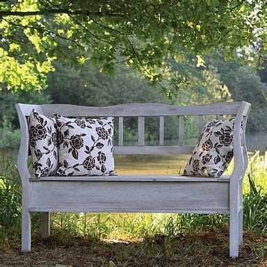 white bench outdoor pin by ceecee c on things i like pinterest