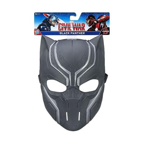 Setelan Anak Civil War jual hasbro marvel captain america civil war black panther mask b6744 mainan anak