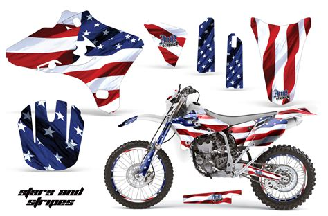 Decal Motor Yamaha X Ride American Flag yamaha motocross graphic sticker kit yamaha mx yz250f yz450f