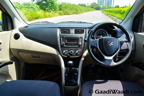 Interior Celerio by Renault Kwid 1 0 Vs Maruti Suzuki Celerio Spec