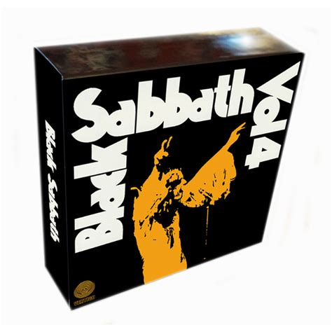 Black Sabbath 5 black sabbath 5 mini lp shm cd box