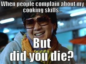 Bad Cooking Memes - 10 tips your mom gives you to keep el quot 3arees quot identity