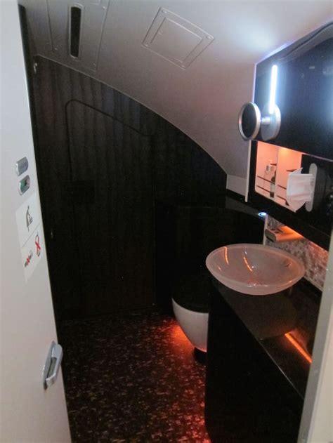 etihad first class bathroom review etihad airways first class apartment a380 abu