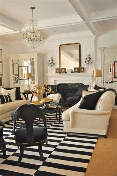 black and white striped living room black and white striped rug inspiration living rooms white rug white family
