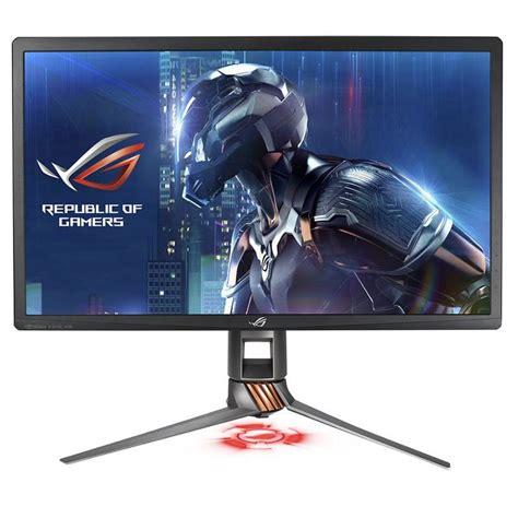 asus rog pg27uq 27 quot 144hz 4k uhd hdr g sync gaming monitor pg27uq mwave au