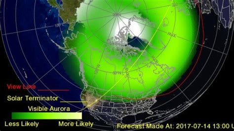 northern lights wisconsin tonight northern lights could be visible tonight in parts of