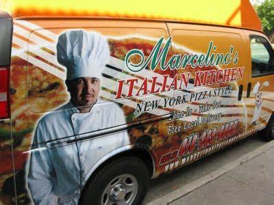 Marcelino S Italian Kitchen by La Pizza November 2009