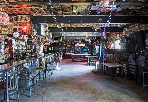 the best dive bars to grab a drink meal and live show in