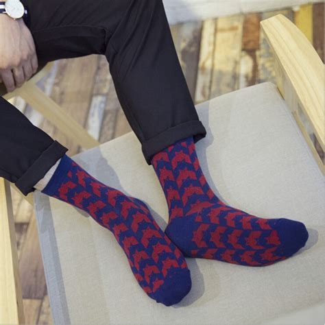cheap patterned socks online buy wholesale mens patterned socks from china mens