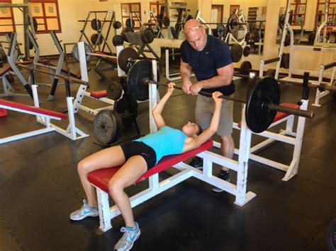 benching 100 pounds scarborough student powerlifts her way to recovery from