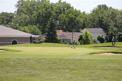 pontiac golf pontiac municipal pontiac michigan golf course