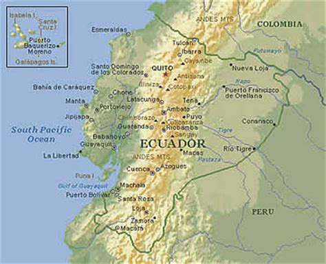 geographical map of ecuador huanuco tingo peruhuanuco images frompo