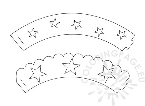 cupcake liner template cupcake drawing template at getdrawings free for