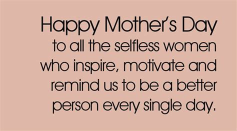 8 Great Quotes For Mothers Day by Inspirational Quotes Images Words From Mothers Day