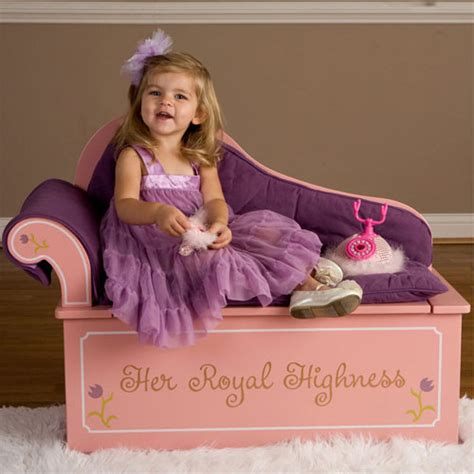 Kids Toy Weight Bench Always A Princess Fainting Couch With Storage And Luxury