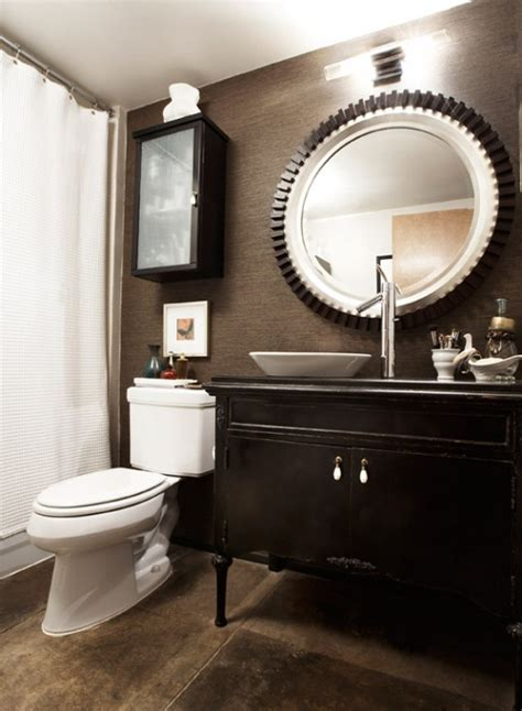bathroom decorating idea 97 stylish truly masculine bathroom d 233 cor ideas digsdigs