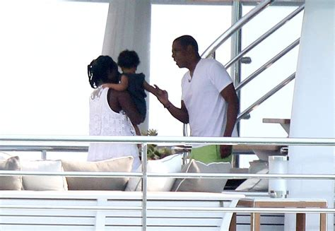 Beyonces On A Yacht by Z Photos Photos Z And Beyonce On A Yacht Zimbio