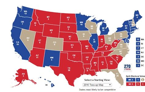 which states are swing states battleground states to watch ldmma24